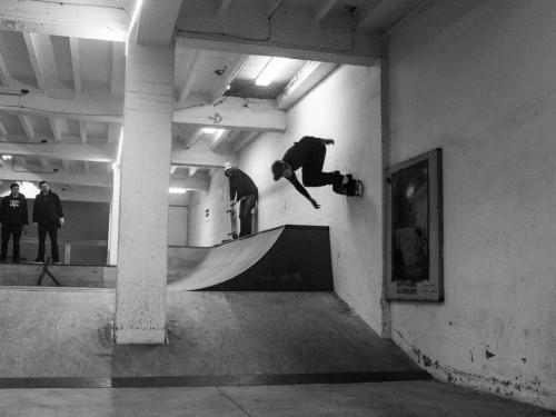 Byrrrh and Skate demo's